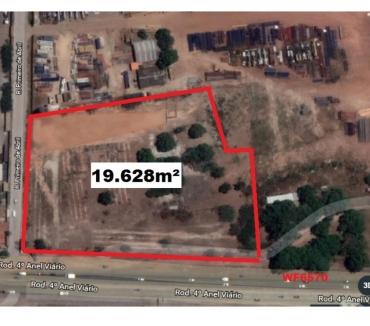 Fotos para Terreno com 19.628m² no 4° anel viário, 190 metros de pista