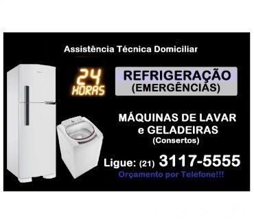 Fotos para Plantão Emergência Consertos Geladeira e Lavadora na TIJUCA