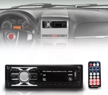 Fotos para Radio Som Mp3 Player Automotivo Carro Bluetooth USB