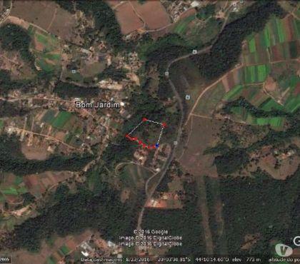Fotos para Terreno com área de 23.636 m2 em Mário Campos