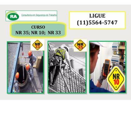 Fotos para PREÇO PROMOCIONAL - CURSO NR 35 E NR 10 EM SANTO AMARO