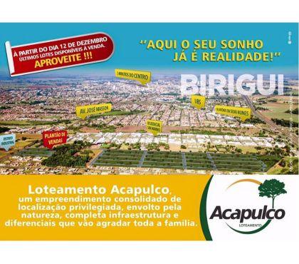 Fotos para loteamento acapulco em Birigui