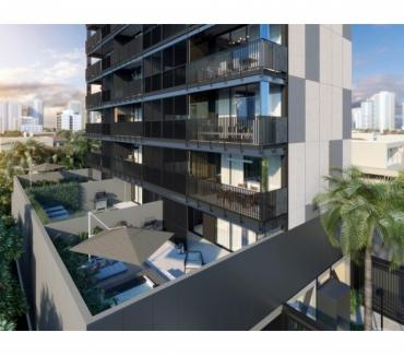 Fotos para URBIC IBIRAPUERA Aptos de 1 e 2 dormitórios 47 e 77 m²
