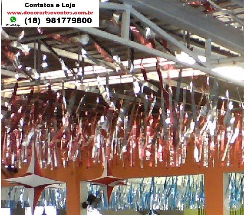 Fotos para Fitas Metálicas p Decoração-(pacote c 500 metros)