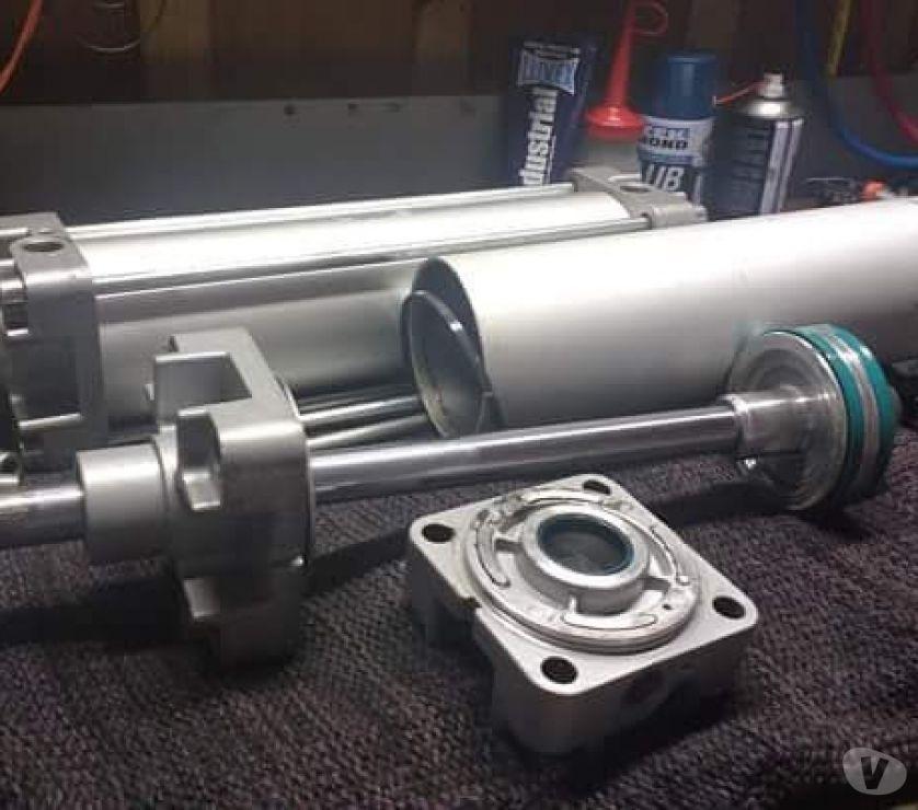Fotos para C j representante Chicago Pneumatic Compressores