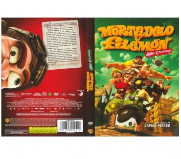 Fotos para Dvd Mortadelo e Salaminho: Missão Inacreditável