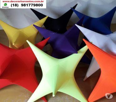 Fotos para Estrelas de Tecido e Fitas Metálicas