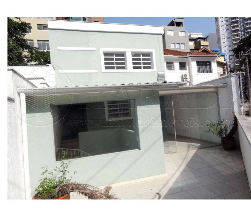 Fotos para HA460-Sobrado 320 m2, 8 salas,3 vagas em Perdizes