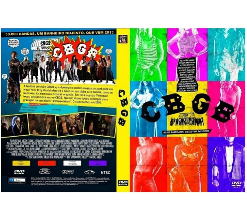 Fotos para CBGB - O Berço do Punk Rock