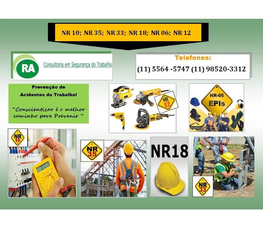 Fotos para NR10 - Eletricidade - SANTO AMARO - Curso NR 10 e NR 33