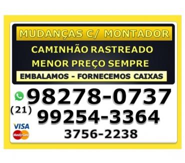 Fotos para MUDANÇAS C MONTADOR- TEMOS CAIXAS