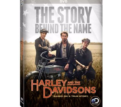 Dvd Harley-Davidson: A Série comprar usado  Jequie BA