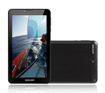 Fotos para Tablet Semp Toshiba TA 0709G 8GB 3G 7