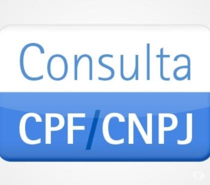 Fotos para Consultas de CPF ou CNPJ