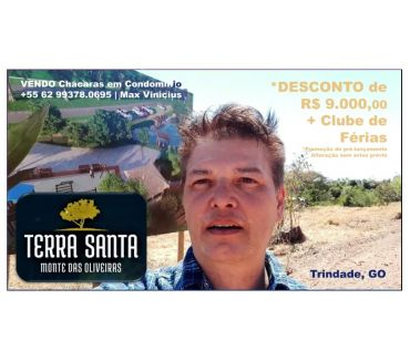 Fotos para Condomínio de Chácaras Monte das Oliveiras | *1.023,75 m²