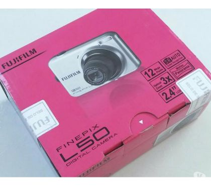 Fotos para Câmera Digital Fujifilm FinePix L50