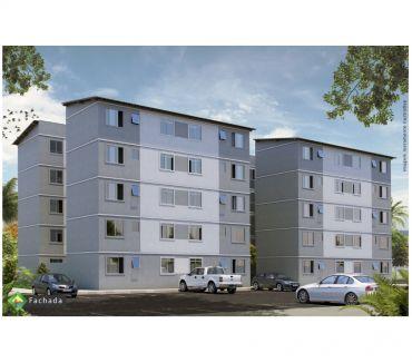 Fotos para apartamentos 2 quartos em mesquita - entrada de 550 reais