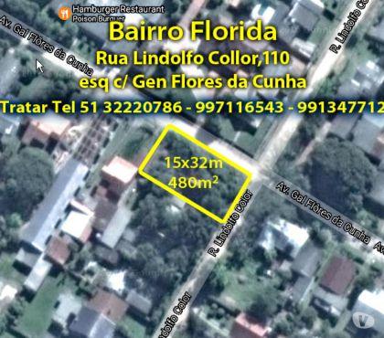 Fotos para Terreno casa de esquina bairro Florida, Guaiba