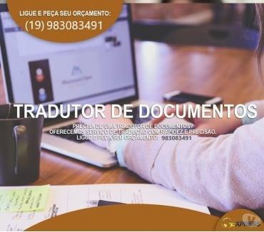 Fotos para Tradutor juramentado Campinas