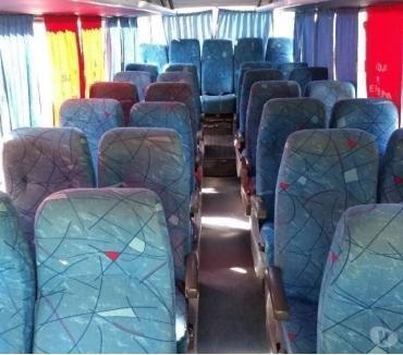 Fotos para locação de micro-ônibus