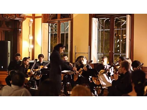Fotos para Aulas, Curso de REGÊNCIA: Orquestra e Coral