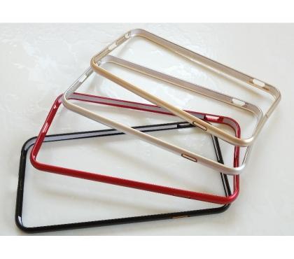 Fotos para Capa Case Bumper Alumínio Metal Cores Iphone 6 (4.7)