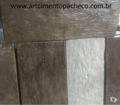 Fotos para Dormente de concreto que imita madeira 41 - 3396- 2586