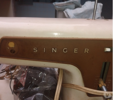 Fotos para Máquina de costura ponto de ouro