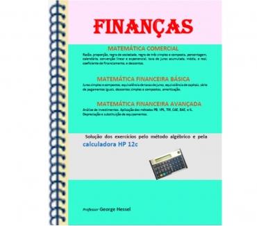 Fotos para Apostila de matemática financeira e análise de investimentos
