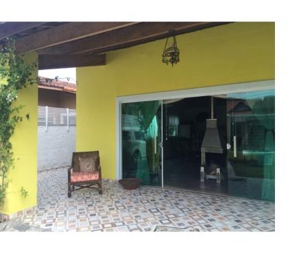 Fotos para P004 - Casa 507 - Churrasqueira com fogão a lenha