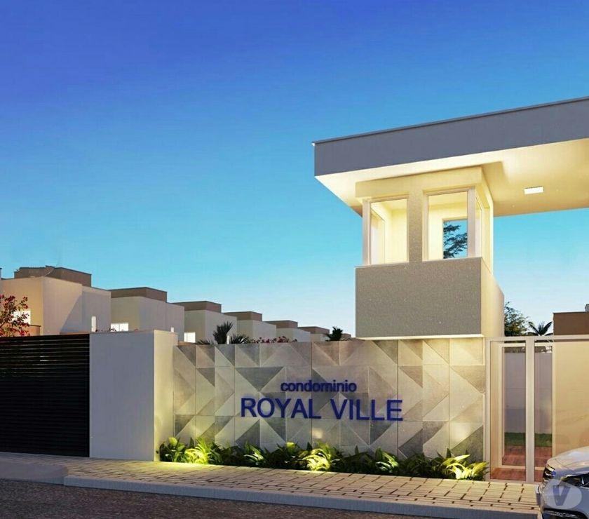 Fotos para condominio Royal ville Casas 92,80, 98,22 à 100 mt².