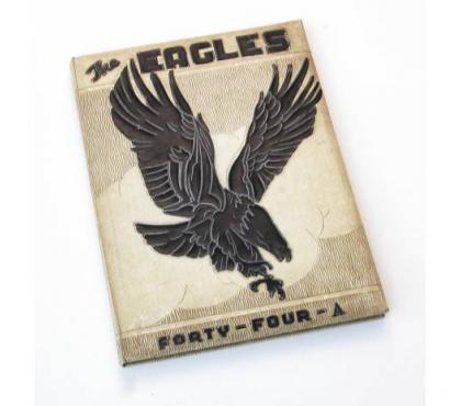 Fotos para Livro formatura pilotos brasileiros no US Army, Eagle 1943