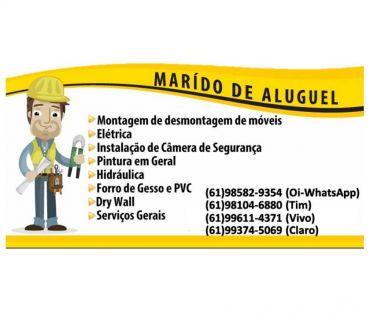 Fotos para Marido de Aluguel - Reparo, Reforma e Consertos Domésticos