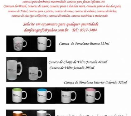 Fotos para Canecas Personalizadas preço de Ocasião