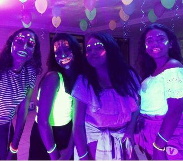 Fotos para Locação de Luz Negra pra eventos e festas