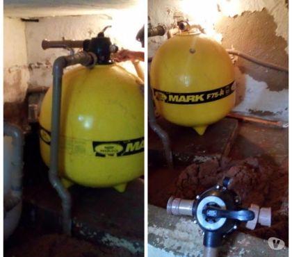 Fotos para Instalação de Filtros e Bombas de Piscinas