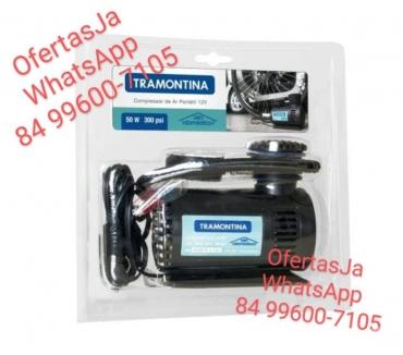 Fotos para Compressor de ar portátil 300 psi 50w 12v Tramontina