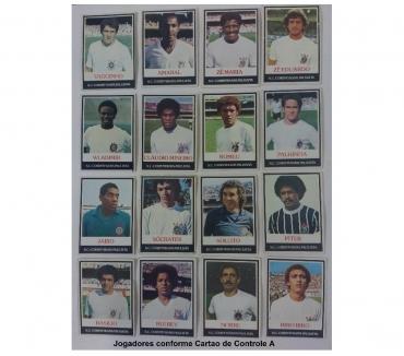 Fotos para Futebol Cards Ping Pong - Cards Avulso e Times Completos