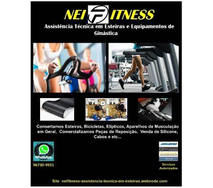Fotos para Conserto de Esteiras e Equipamentos Fitness