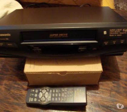 Fotos para Vídeo Cassete Panasonic Mod. NV-SJ4020PN