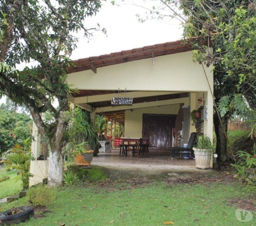 Fazendas - Sitios à venda Grande Sao Paulo SP Biritiba-Mirim - Fotos para Linda chácara com piscina e lago!