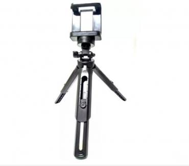 Fotos para Tripé de Mesa Mini Suporte para Câmera Celular Altura Ajusta