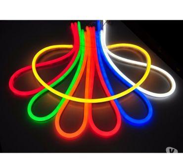 Fotos para 5 Metros Mangueira De Led Neon Flex Profissional + Conector