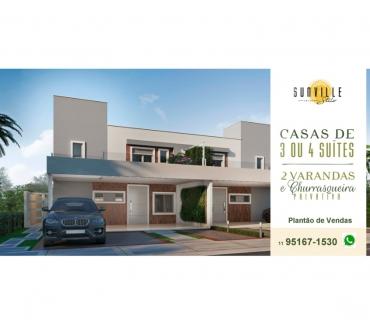 Fotos para Sobrados 3 ou 4 suítes em condomínio fechado - Arujá SP