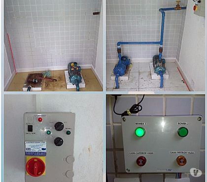Fotos para Manutenção de bombas d'água em Santos, Plantão 24 Horas