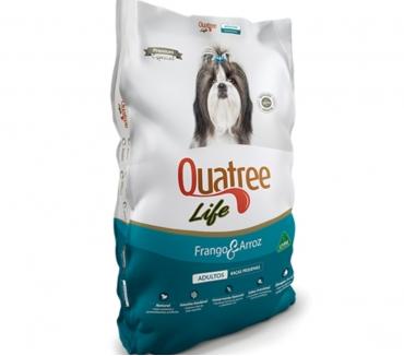 Fotos para Ração Quatree Life Adultos - Raças Pequenas - 20 kg