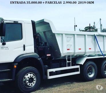 Fotos para VW 31330 6X4 2019 CAÇAMBA