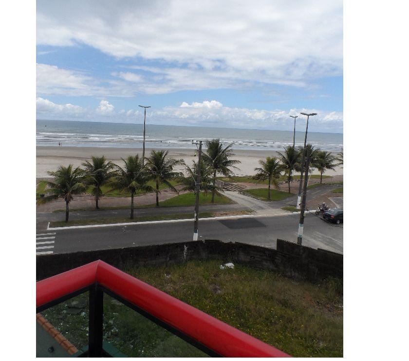 Aluguel temporada Praia Grande SP - Fotos para M012 - Residencial Sintra II- 2 Sacadas c linda vista p mar
