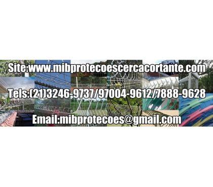 Fotos para Cercas de concertinas (21)3246-973797004-9612 MIB PRoteções