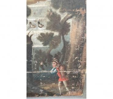 Fotos para conservação e preservação de quadros.